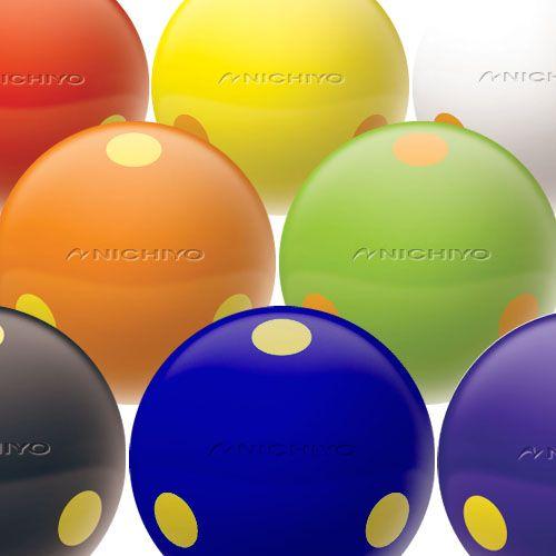 グラウンドゴルフ ストライクボール (高反発)